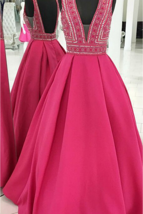 Sweetheart Sheath Slit Prom Dress,Sheer Evening Gown With Prom Dresses