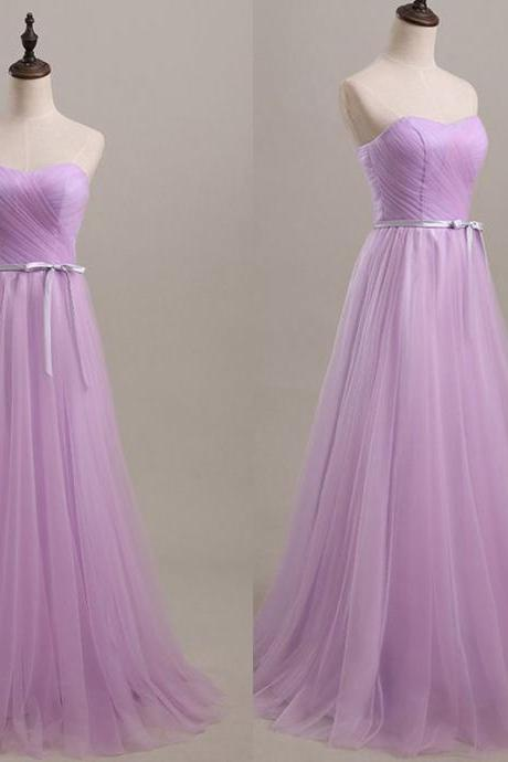 Sweetheart Tulle Prom Dress,Long Prom Dresses,Prom Dresses,Evening Dress, Prom Gowns, Formal Women Dress,prom dress