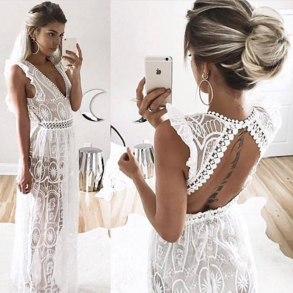 women vintage style party maxi dresses